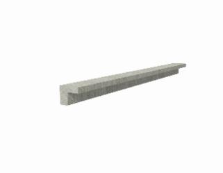 Силовой Г-образный элемент дверной коробки